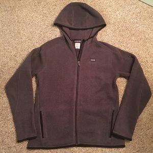 Women's Patagonia Grey Better Sweater